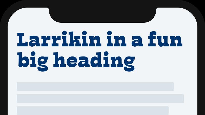 Larrikin